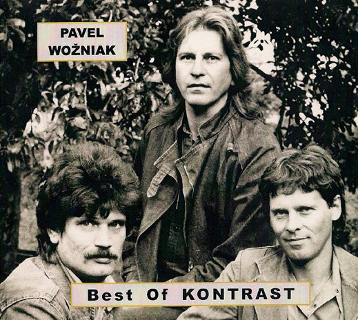 Pavel Wožniak: Best Of KONTRAST