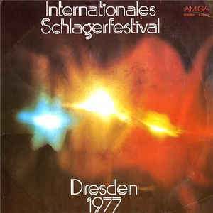 Internationales Schlagerfestival Dresden 1977