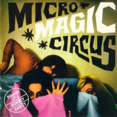 Golden Kids: Micro-Magic-Circus