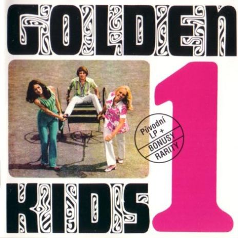 Golden Kids: Music Box No. 1