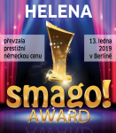 Smago! Award for Helena