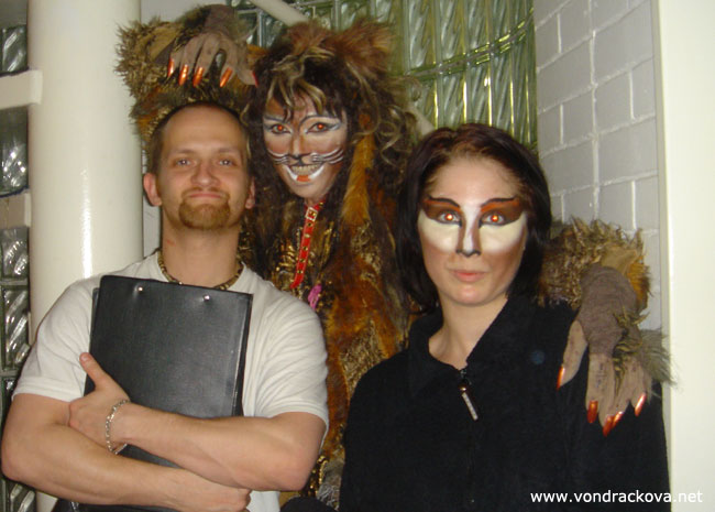 Grizabella v Cats