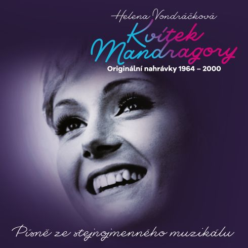 Kvítek mandragory (2CD a LP)