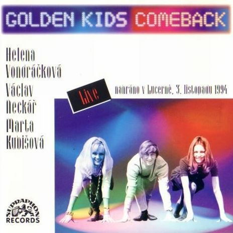 Golden Kids: Comeback
